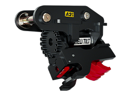 Heli-Tilt Coupler black