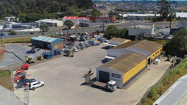 EquipmentShare new Yard north shore auckland