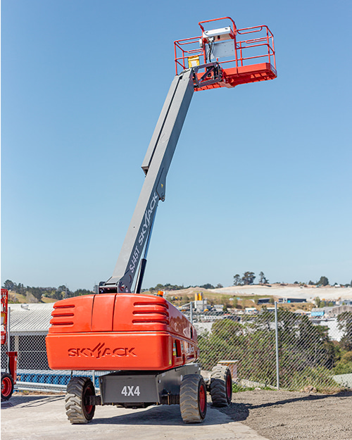 EquipmentShare lift/access equipment