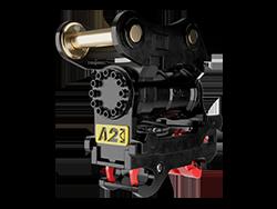 A2Lock Motor Tilt Excavator Coupler