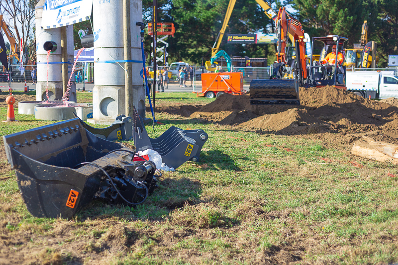 Attach2 Excavator Attachments